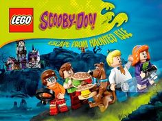 LEGO Scooby-Doo Escape from Haunted Isle (By LEGO Systems) - Android and...