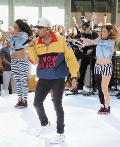Kid Ink wearing Air Jordan 5 Retro Toro   Celebrity sneakers