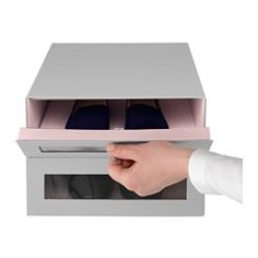 HYFS Caja para zapatos - IKEA