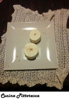 semifreddo alla pera su fondo di amaretti - Cucina Pittoresca