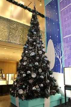 銀座本店クリスマスツリー