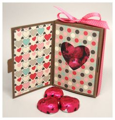 Card Candy template by Lauren Meader - great for Valentine's Day, Birthday, or any occasion really.