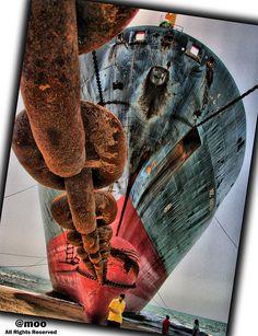 Ship - HDR - Fabulous Pic!