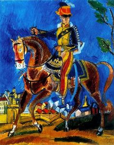 Raoul Dufy - The Duke Of Reichstadt, 1915