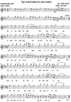 oyle-dudak-bukup01 Clarinet Sheet Music, Piano Music, Ukulele Songs, Christina Perri, Piano Sheet, Guitar Lessons, Christmas Carol, Song Notes, Decoupage