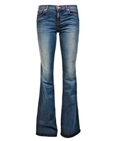 J Brand - Babe flare jean...next try at Nordies...