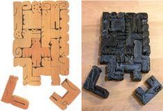 Slocum-Bottermans Puzzles p40 Sabu OGURO U-Plan animaux Pentominoes solides et mon Version.png