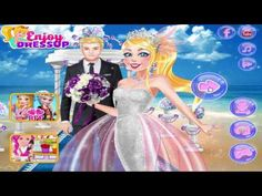 Now And Then Barbie Wedding Day - Barbie Games - और अब तो बार्बी शादी के. Frozen Games For Kids, Fashion Games For Girls, Barbie Games, Barbie Wedding, Girls Dress Up, Princess Zelda, Disney Princess, Getting Married, Walt Disney