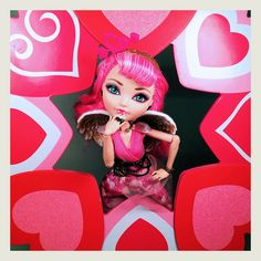 Love by nevraforever, C. A. Cupid Ever After HIgh