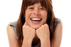Image result for laughing woman