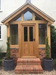 Image Result For Modern Enclosed Oak Frame Porch Front Porch