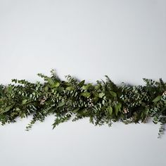 Cedar & Eucalyptus Holiday Garland