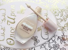 Maybelline 'Dream Flawless Nude' foundation review.