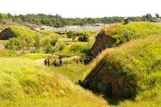 Suomenlinna fortress... The most magical place