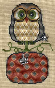 Garden Grumbles and Cross Stitch Fumbles: Baby It's Cold Outside
