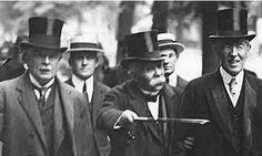 Image result for wilson clemenceau lloyd george
