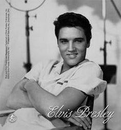 Elvis King Creole Mousepad