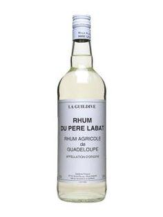 Rhum du Pere Labat