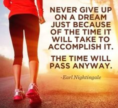 Keep going. You've got this!