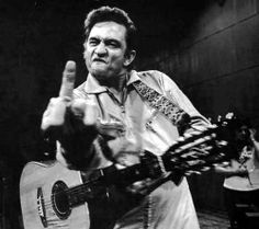 Johnny Cash quotes inspirational bad ass