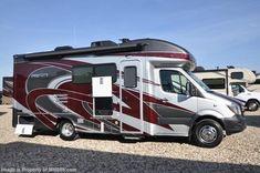 2017 Coachmen Prism Elite 24EF Sprinter Diesel RV for Sale @ MHSRV W/Dsl Gen Campers For Sale, Rv For Sale, Rv Campers, Happy Campers, Class C Rv, New Class, Diesel Motorhomes For Sale, Sprinter Motorhome, Customised Vans