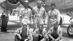 Oral histories of Tuskegee Airmen