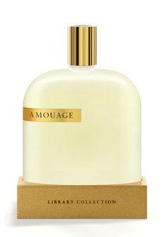Opus VI - Library Collection Eau de Parfum by  Amouage #perfume_bottle #fragrance #design
