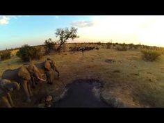 Nehimba Rocks, Nehimba Photographic Safari Lodge, Hwange National Park, Zimbabwe