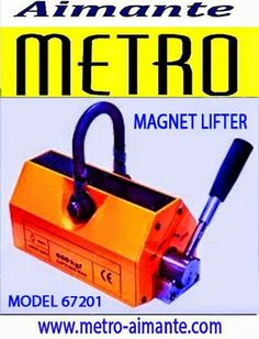 Metro Aimante: Metro Aimante magnetic high qaulity lfters