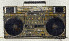 Keyboard stereo
