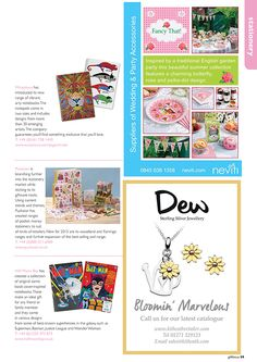 Gift Focus Magazine Issue 88 March / April 2015 featuring our Birthday Owl Giftware Range