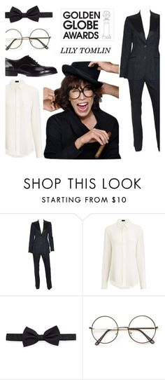 """""""Untitled #367"""" by vintageandmore ❤ liked on Polyvore featuring Dolce&Gabbana, Joseph, Lanvin, Robert Clergerie, GoldenGlobes and lilytomlin"""