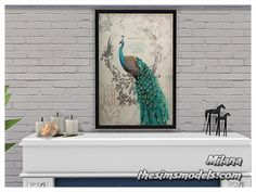 The Sims Models: Paintings • Sims 4 Downloads