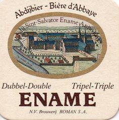 Bière d'abbaye - Double - Triple - Ename