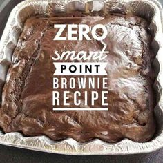 Here are 30 delicious and easy zero point Zero Point Weight Watcher's Desserts that are a perfect way to end a meal or indulge in a guilt free snack. These guilt free Weight Watcher's Dessert ideas are great for anyone using the Weight Watchers program. Weight Watcher Desserts, Weight Watchers Brownies, Plats Weight Watchers, Weight Watchers Snacks, Weight Watcher Dinners, Weight Watchers Smart Points, Weight Watcher Cookies, Weight Watchers Cheesecake, Weight Watchers Muffins