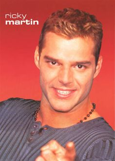 You can't deny that Ricky Martin has some beautiful Spanish Eyes! He's come a long way since his Menudo days :) This is an original poster published in 1999 and is fully licensed. Ships fast. 24x34 in
