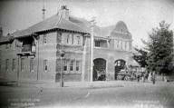 The Fire Station at Kogarah,in southern Sydney in 1908.