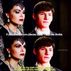 """Henry and Evil Queen - 6 * 8 """"I'll be your mirror"""""""