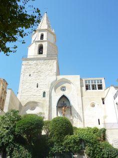 Eglise des Accoules- Marseille