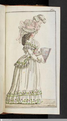 Journal des Luxus und der Moden: October, 1789.