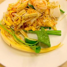 レシピとお料理がひらめくSnapDish - 30件のもぐもぐ - Pad Thai/パッドタイ/ผัดไทย by SaSa