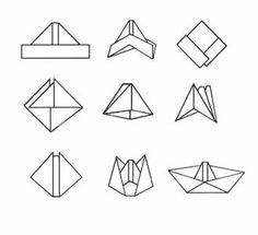 barcos de papel - Buscar con Google