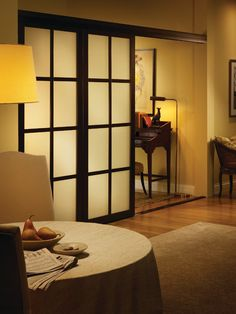 Whatever your taste The Sliding Door Company has a room ider to meet your needs. Our shoji/glass room iders are designed to turn an open space into ... : divider door - pezcame.com