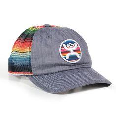 Hooey+Serape+Trucker+Cap+ Hooey Hats d742b1bb051d