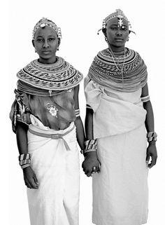 Lyle Owerko | Samburu 27 | 2006-2010 | African Portraiture | Black & White Photography