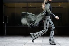 The Best Street Style From New York Fashion Week  - ELLE.com