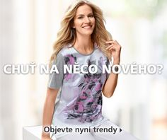 Nové trendy Trendy, T Shirt, Tops, Women, Fashion, Supreme T Shirt, Moda, Tee Shirt, Fashion Styles