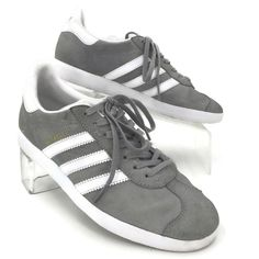 new product f9f22 c1c92 adidas Shoes   Adidas Gazelle Womens Athletic Shoes Size 7 Cq0879   Color   Gray