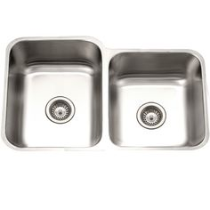 Houzer  STE-2300SR-1 Eston Series Undermount Stainless Steel 60/40 Double Bowl Kitchen Sink, Small Bowl Right, 18 Gauge HOUZER http://www.amazon.com/dp/B002CZPTVQ/ref=cm_sw_r_pi_dp_i9L5vb1B3A1VB
