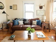 Justin and Madison's Character-Filled Collector Style in Boston